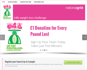 National grid lose 313 stone
