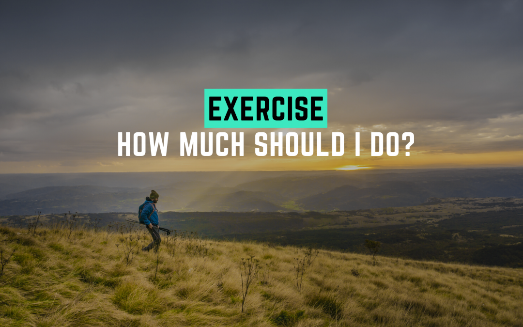 Exercise – How Much Should I do?